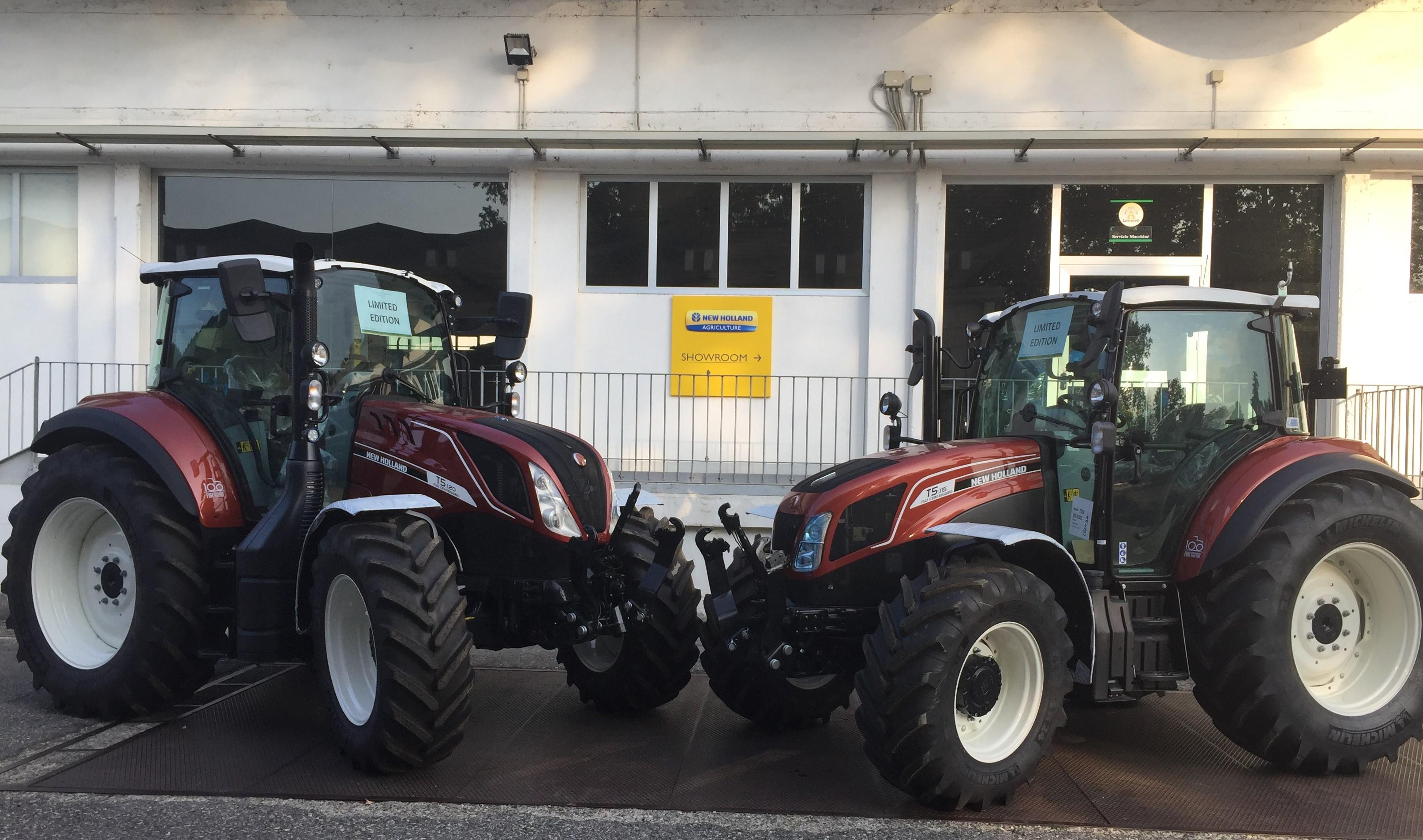 Al nostro servizio macchine sono arrivati i trattori del for Consorzio agrario cremona macchine agricole usate